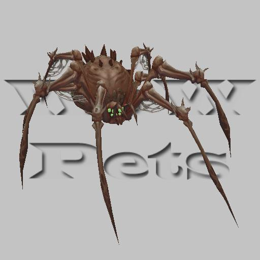 BoneSpider2_Brown